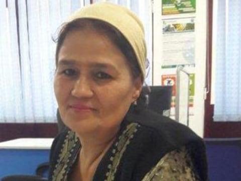 photo of Zulaykho