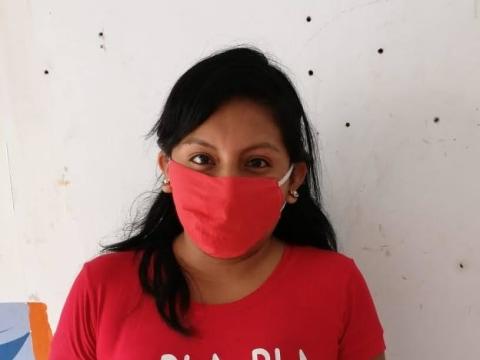 photo of Marjorie Isabel