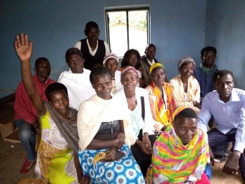 photo of Mpaha Catholic Church Group