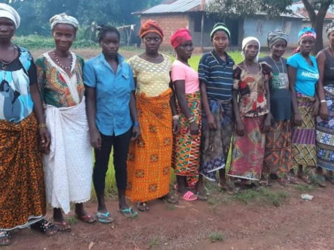 photo of Timbo Village Farmers Group