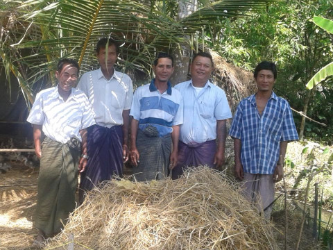 photo of Ah Hpaung Gyi Village Group