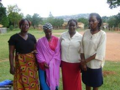 photo of Hellen Nakato's Group