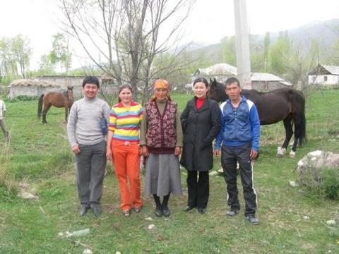 photo of Gulmira's Group