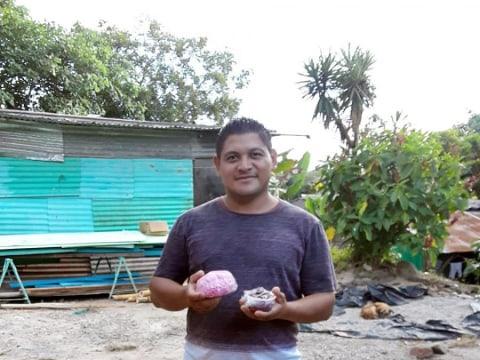 photo of Carlos Iván