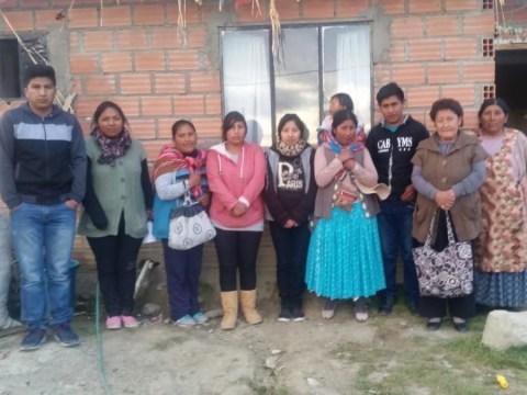 photo of Retamas De Achacachi Group