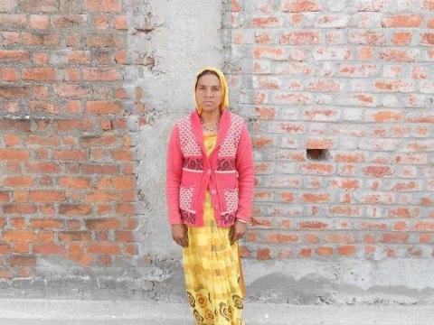 photo of Saritaben