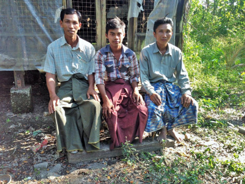 photo of Kywe Chan Su Village Group
