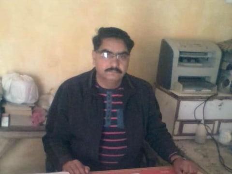 photo of Iftikhar