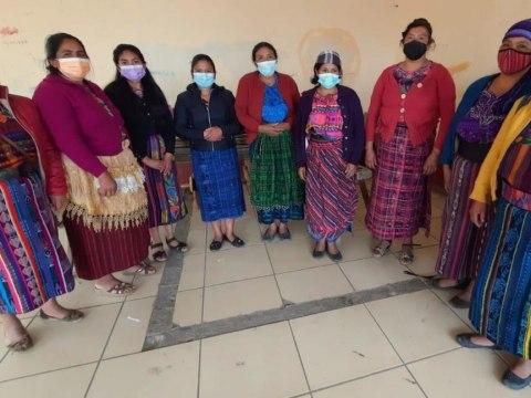 photo of Mujeres La Estancia Group