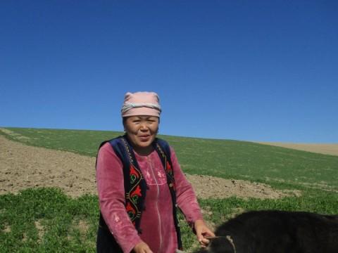 photo of Kenzhekan