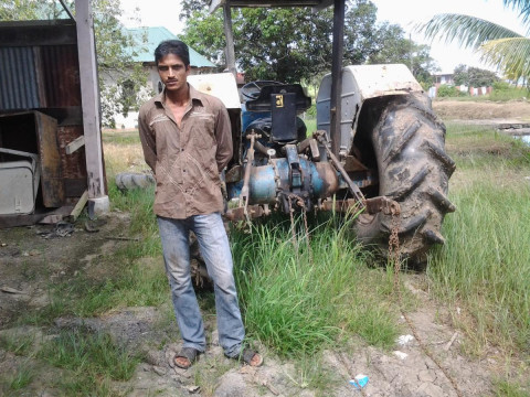 photo of Dinesh
