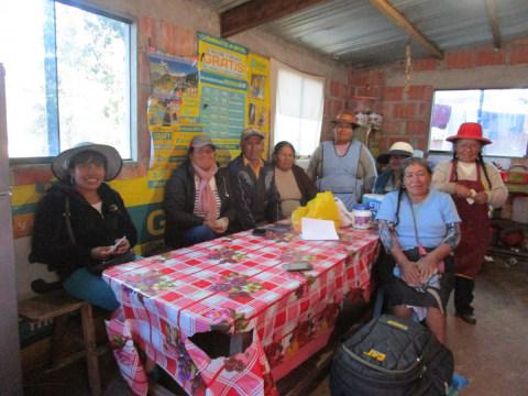 photo of Sondormayo De Puytoc Group