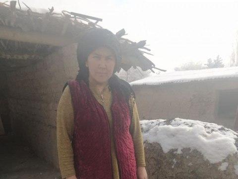 photo of Zulfiya