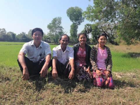 photo of Sin Ku Village Group 2