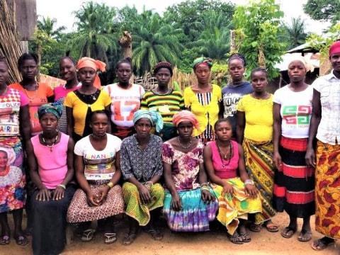 photo of Poreh's Lady Farmer Group