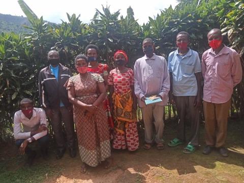 photo of Abizeranye Gaseke Group