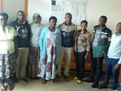 photo of Twitezimbere Muhanga Group