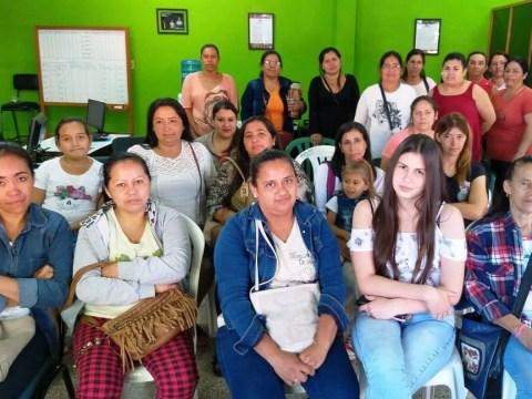photo of Mujeres Unidas De San Antonio Group