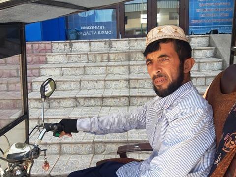 photo of Sharifbek