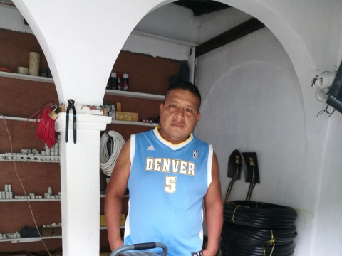 photo of Manuel Justo