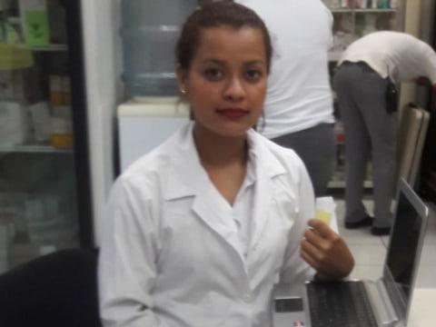 photo of Idania Del Rosario
