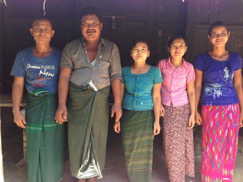 photo of Myi Ni Gone Village Group
