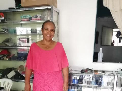 photo of Adela De Jesus