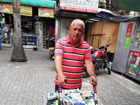 photo of Jose Alejandro