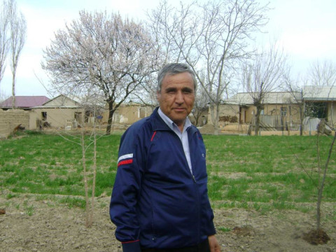 photo of Hamidullo