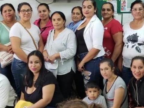 photo of Mujeres Alegres Group