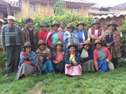 photo of Las Tejedoras De Patabamba Group