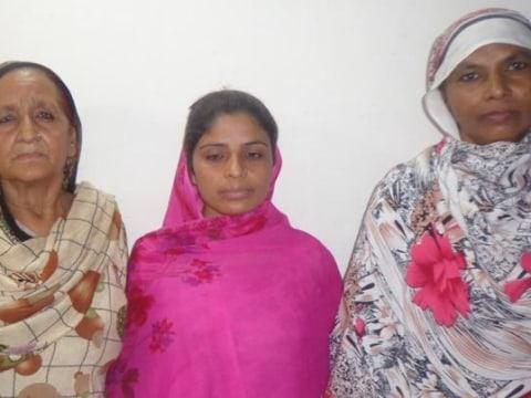 photo of Safia's Group