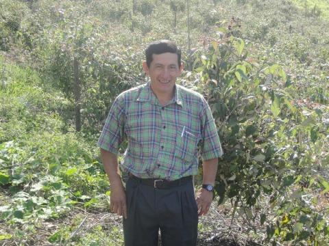 photo of Jose Alfredo