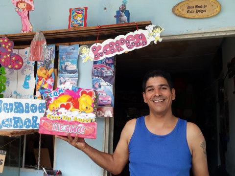 photo of Jair Enrique
