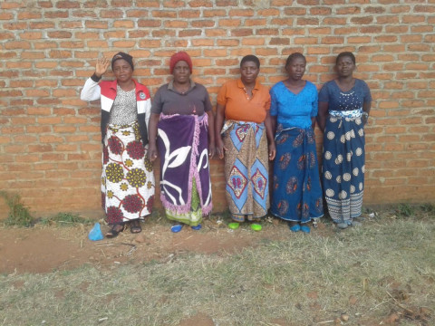 photo of Mwale 1 Group