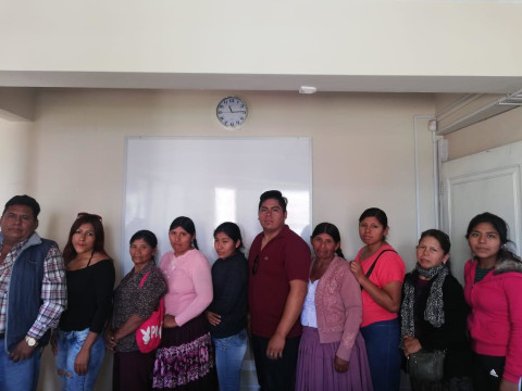 photo of Tiquirani Group