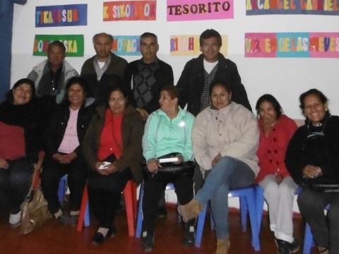 photo of Señor De Muruhuay Group