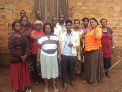photo of Bulenga Twekembe Group A