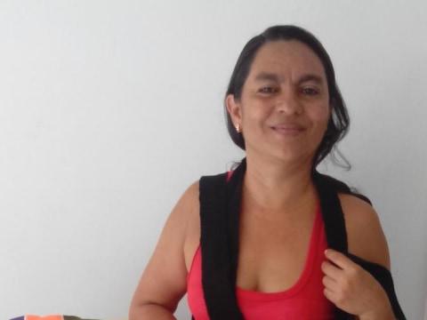 photo of Elvia Carmela