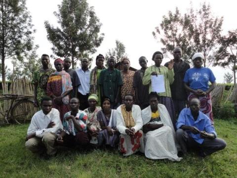 photo of Kahangi Women In Development Group
