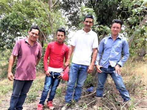 photo of Los Invencibles De Maquengales Group