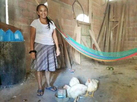 photo of Juana Evangelista