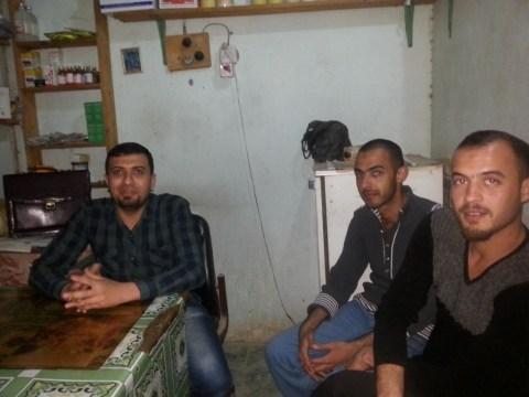 photo of Mutaz's Group