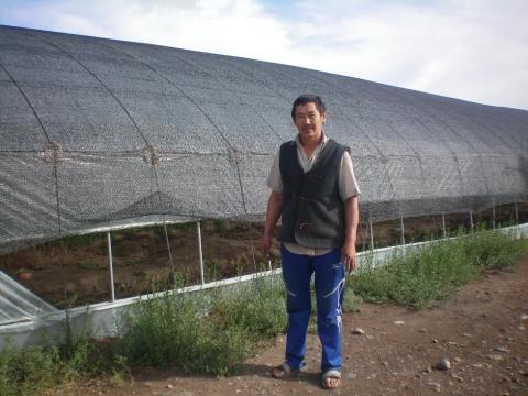 photo of Davaasambuu
