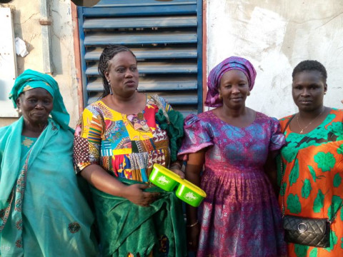 photo of Ndeye Fatou D's Group
