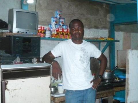 photo of Komlanvi Gawonou
