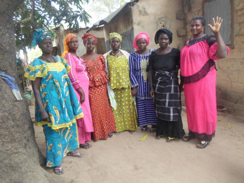 photo of Gnima's Group