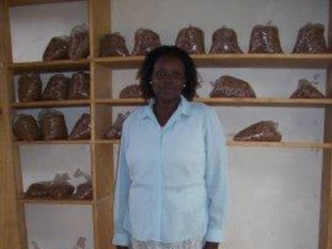 photo of Salina Chebet