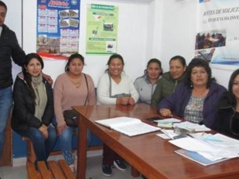 photo of Sumac Quilla Group