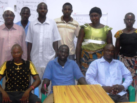 photo of Magole 'b' Group